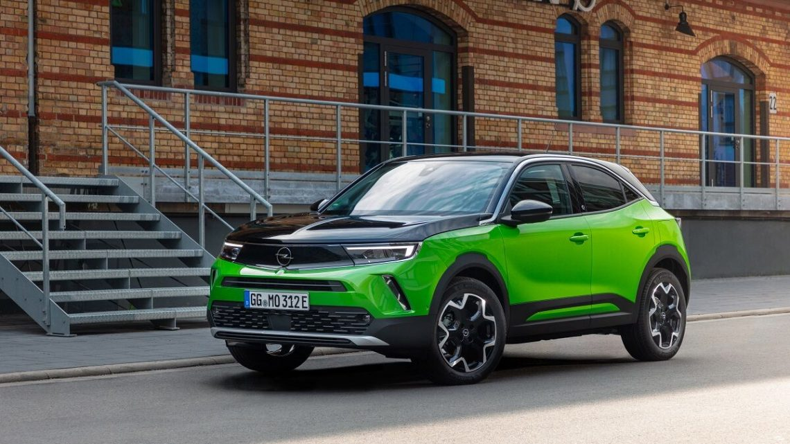 Opel Mokka: стали известны цены