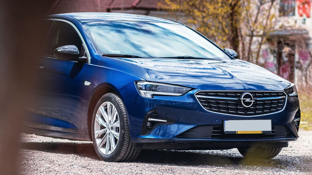 Тест Opel Insignia 2.0 turbo