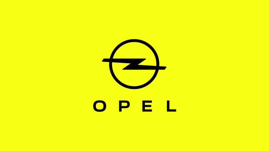 Обновленный логотип Opel