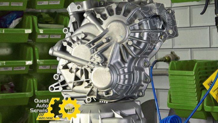 Проблемы механической коробки передач M20/M32